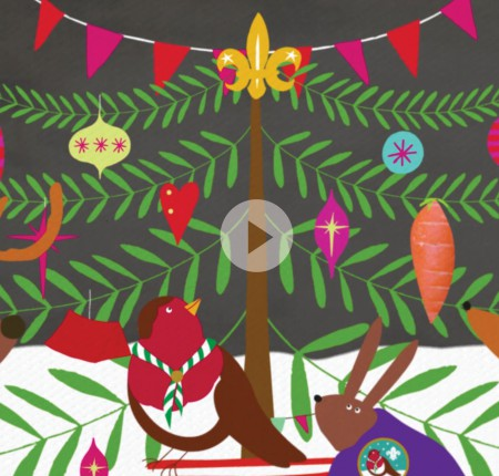 The Scout Association Christmas Appeal 2015