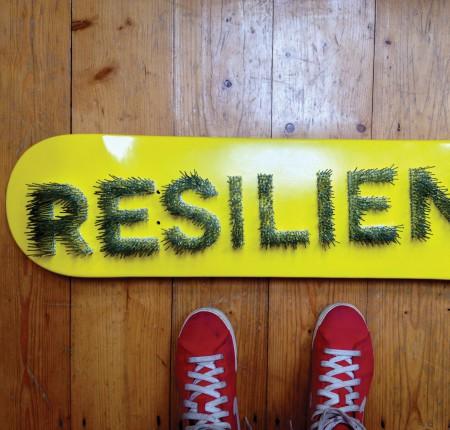 Resilient Skateboard